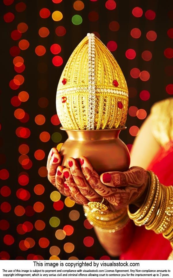 Indian Hindu Wedding Rituals Karva Chauth
