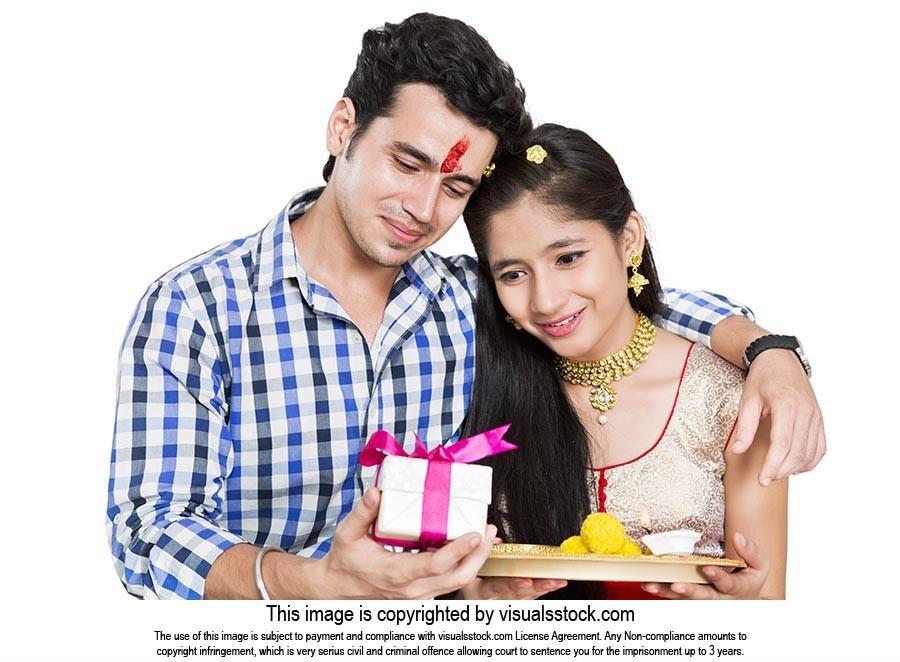 Raksha Bandhan Gift Celebrations