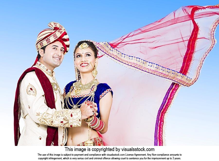 Couple Wedding Promise