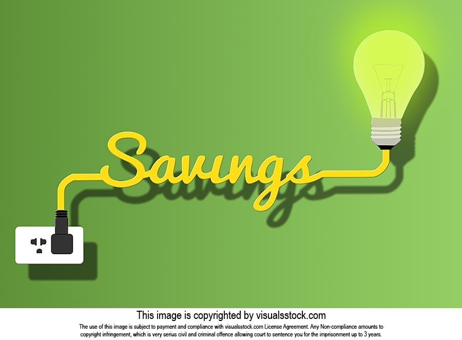 Light Bulb Wire Plug Socket Vector illustration.