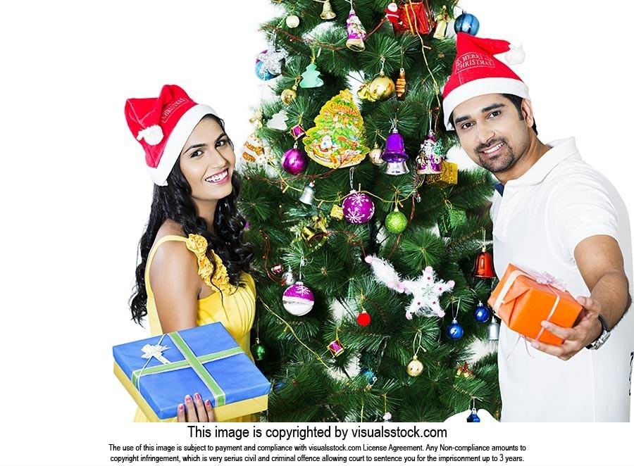 Couples Christmas Giving Gift