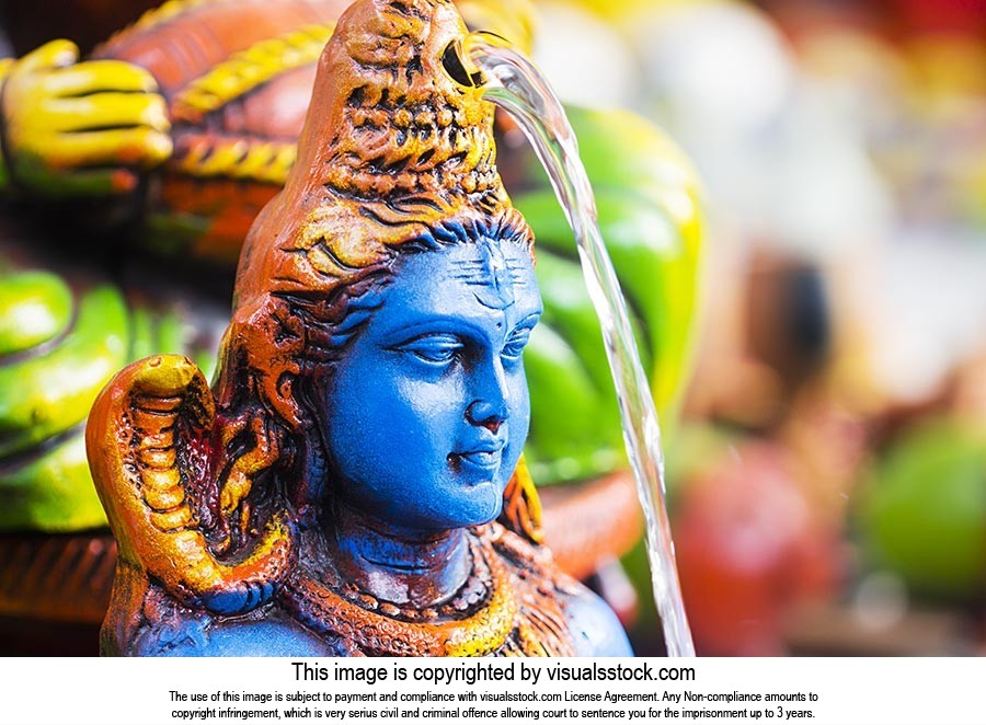 Fair Surajkund God Shiva Sculpture Handicrafts