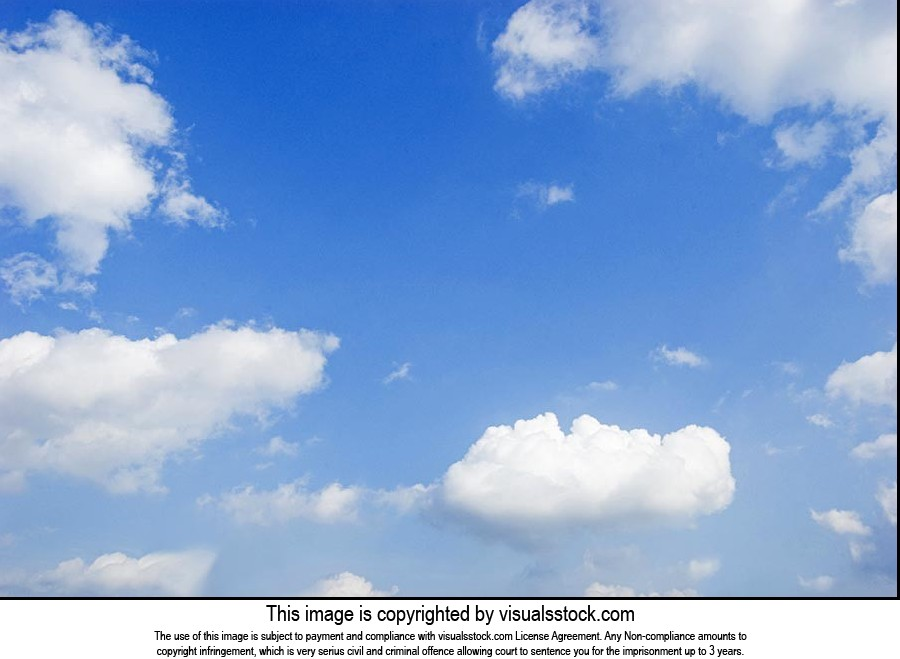 Beauty In Nature ; Cloud ; Color Image ; Cumulus C