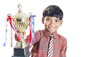 1 Person Only ; Achievement ; Award ; Boys ; Caref