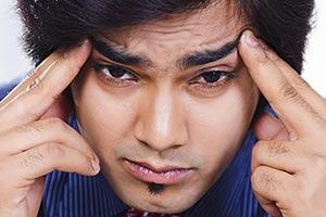 Badnews Business Man Headache Bankruptcy Loss