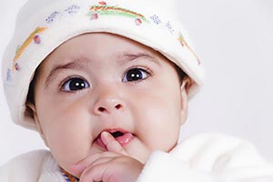 Indian Cute smiling Face baby kid Boy