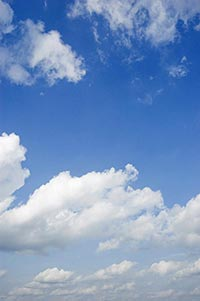 Beauty In Nature ; Cloud ; Color Image ; Cumulus C