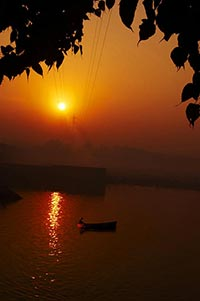 1 Person Only ; Allahabad ; Beauty In Nature ; Boa