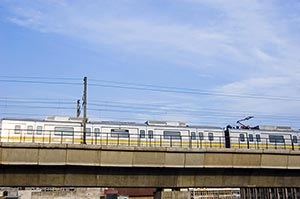 Architecture ; Arrival ; Bridge ; Cable ; City Lif