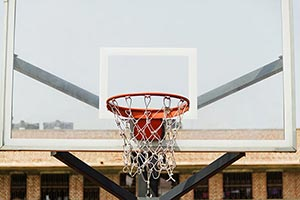 Absence ; Basket ; Basketball Court ; Close-Up ; C