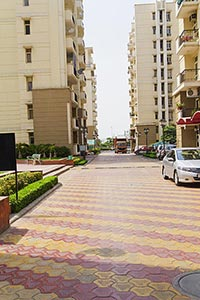 New Residential Apartment City