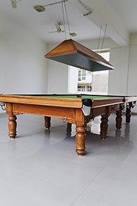 Room Snooker Table Nobody
