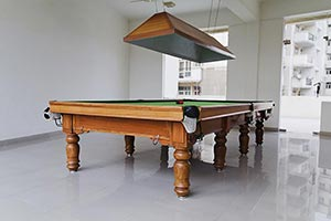 Entertainment Room Snooker Table