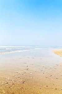 Absence ; Beach ; Blue Sky ; Color Image ; Creativ
