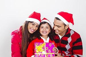 Parents Kid Daughter Christmas Gift Celebrating Sm
