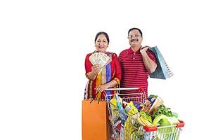 2 People ; 50-60 Years ; Abundance ; Adult Man ; A
