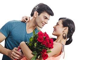 Romantic Couple Ramance Valentine Day