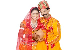 Rural Gujrati Married Couple