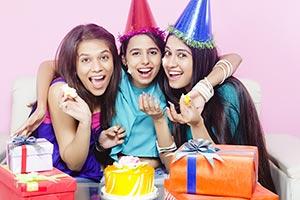 Teenage Girls Birthday Party