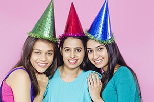 Teen Girls Fun Birthday Party