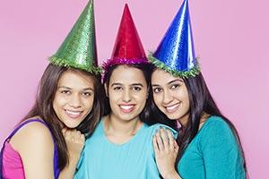 Teen Girls Fun Birthday Party