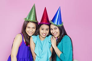 Indian Girls Birthday Party