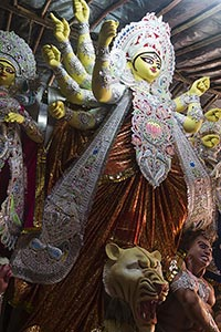 Bengali ; Celebrations ; Color Image ; Customs and