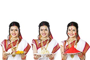 Bengali Woman Multiple Personality