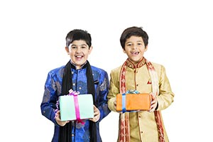Kids Brother Diwali Gift Box