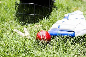 Absence ; Bails ; Ball ; Close-Up ; Color Image ;
