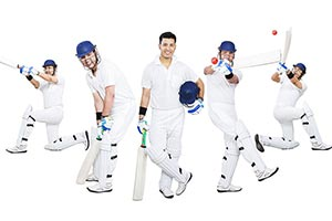 1 Person Only ; 20-25 Years ; Action ; Ball ; Bat
