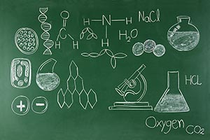 Absence ; Arts ; Blackboard ; Chemical Reaction ;