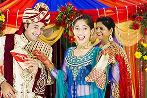 Joota Chori Indian Wedding