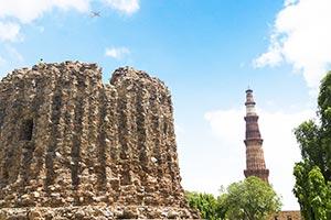 Absence ; Airplane ; Alai Minar ; Ancient ; Archae