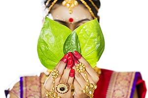 Bride Bengali Wedding Ceremony