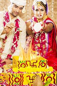 Bengali Couple Wedding Havankund
