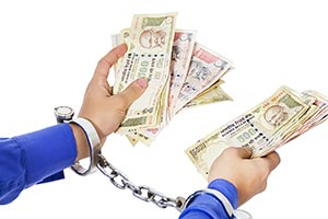 1 Person Only ; Abundance ; Arrested ; Bribe ; Bun