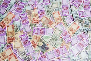 Indian Currency Money Bank Loans Business Finance
