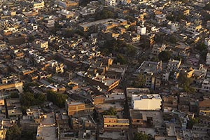 Absence ; Aerial View ; Buildings ; Cityscape ; Co