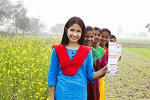 3-5 People ; Aadhaar Card ; Agriculture ; Cards ;