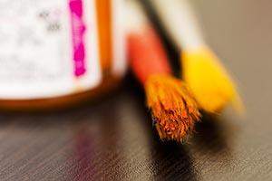 Artist ; Arts ; Background ; Brush ; Close-Up ; Co