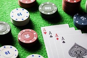 Abundance ; Arranging ; Cards ; Casino ; Casino Ch
