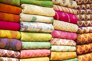 Saree Stall Fair Surajkund Shopping Retail