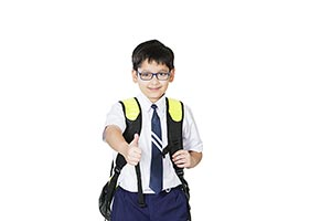 1 Person Only ; Backpack ; Bag ; Boys ; Carrying ;