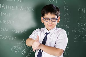 1 Person Only ; Alphabet ; Blackboard ; Boys ; Cla