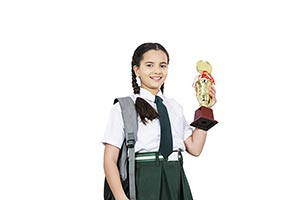1 Person Only ; Achievement ; Award ; Bag ; Carryi