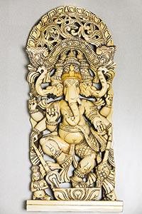 Diwali Ganapati Hindu Statues Worship God Festival