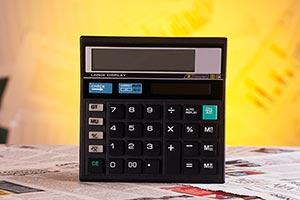 Business ; Button ; Calculator ; Close-Up ; Color