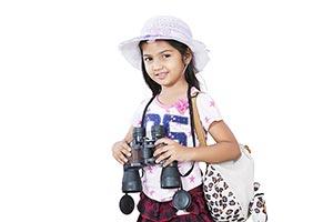 1 Person Only ; Adventure ; Bag ; Binoculars ; Car