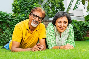 2 People ; 50-60 Years ; Active ; Adult Man ; Adul